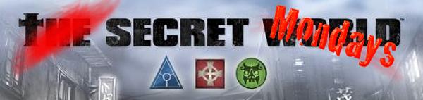 Secret Mondays Banner