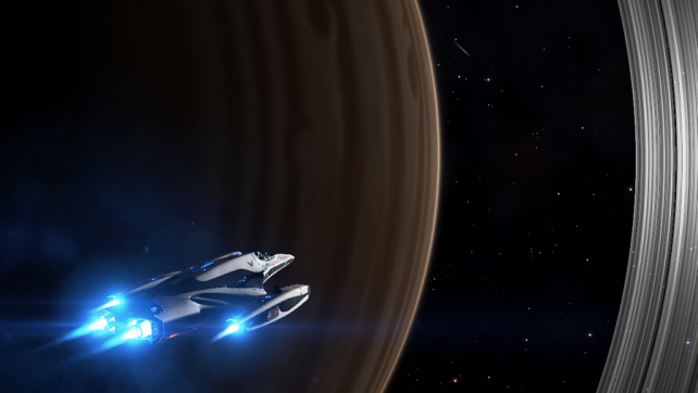 Elite Dangerous: In Space No One Can Hear You QQ