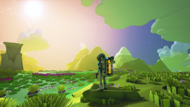 Astroneer: One Small Step for … Ooo, Research!