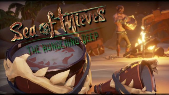 Sea of Thieves: The Hungering Deep Walkthrough